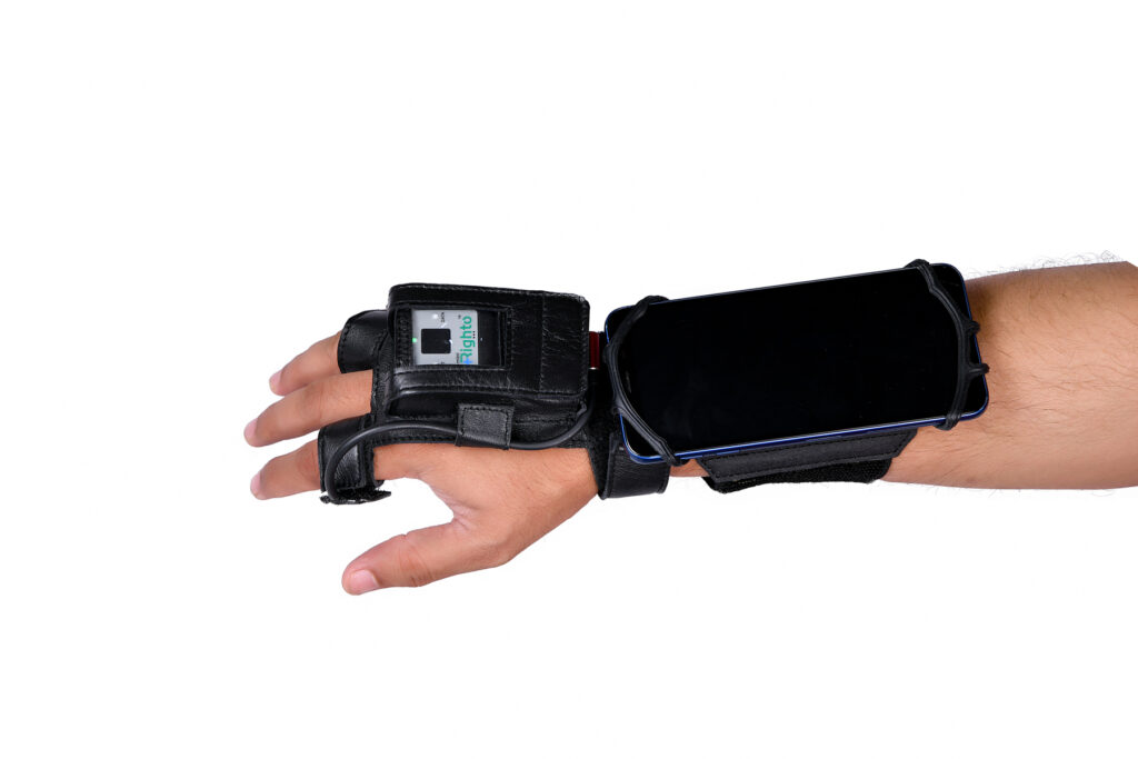 barcode scanners in India Wearable barcode solution