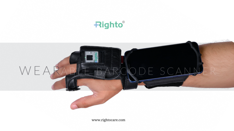 Wearable barcode scanner | ring barcode scanner